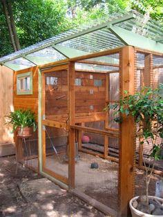 Chicken Coop Designs - RYGblog.com | http://www.thegardencoop.com/blog/2010/09/21/texas-chicken-coop-plans/