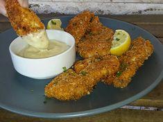 Greek Cooking, Tandoori Chicken, Chicken Wings, Meat, Ethnic Recipes, Food, Crafts, Diy, Kitchens