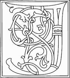 Les 531 Meilleures Images De Calligraphie Lettrines Et