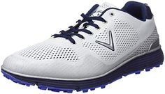 5de13643fdcf0 These great value 2018 mens chev series vent spikeless golf shoes by Callaway  feature a breathable opti vent mesh upper and liner!