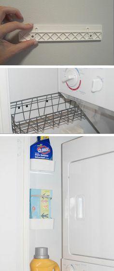 Mini Shelves for Lau