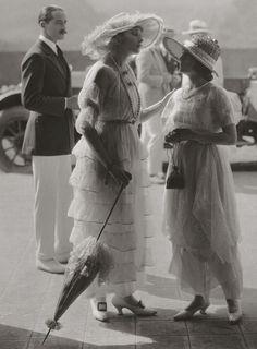 Anna Q Nilsson & Ethel Clayton - 1919