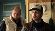 Season 2, ep6  of #Lilyhammer – Steinar Sagen and Trond Fausa Aurvåg