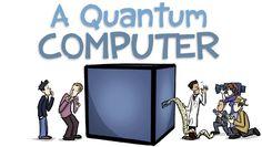 Quantum Computers Animated
