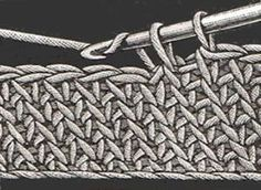 Heirloom Crochet - Vintage Crochet Stitches - DMC by Elmavay22