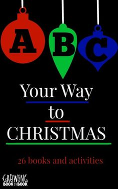 26 Christmas books and family fun ideas and activities that promote spending time together as a family and service learning.