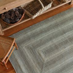 Easily match your indoor outdoor living space with these beautiful grey jute braids. Create your own cozy corner in your kitchen or bedroom with this rug or place it at your front door, busy family rooms, and other areas for a warm look. Made of natural fiber, our jute rugs are soft, durable and affordable. Available in rich earth tones and vibrant hues, they provide a warm, inviting atmosphere that stresses the importance of an eco-friendly environment.