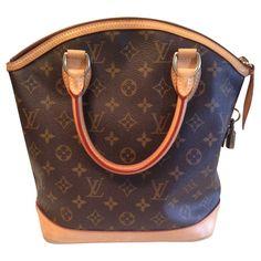 Louis Vuitton - Lockit Tasche #vintagefashion