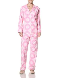 Flannel Pajamas- my winter coat for the next few months