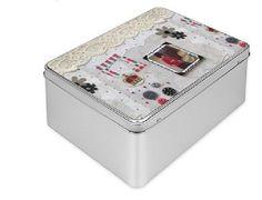 London Treasure Tin Gift Box with royal guard