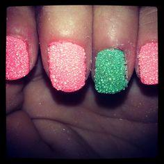 Salt nails!