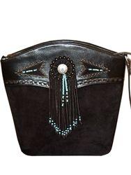Leather  Western Handbag
