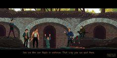 Cult Movies Pixel Art by Gustavo Viselner Inglorious Basterds