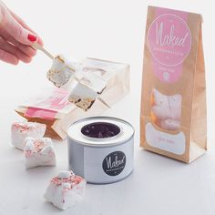 Marshmallow Toasting Kit. A fantastic gift idea – any two bags of marshmallow, a burner and bamboo skewers – enjoy delicious, toasted marshmallow!
