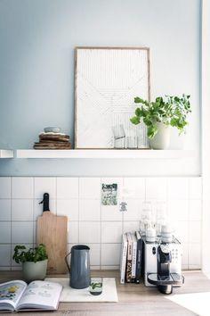Kitchen counter details