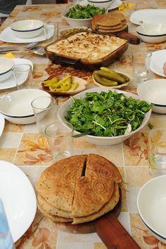 Arabic food in Nazareth. my next cooking adventure!