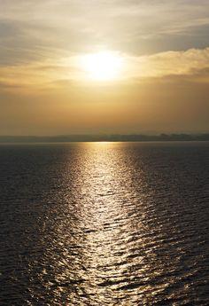 Hej Schweden! Sunrise, Sea