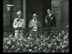 Aftreden Koningin Wilhelmina en troonsbestijging Koningin Juliana