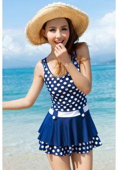 Swimdresses :: Shuman Swimdresses - SM1329 - Swimwear, Women's Swimsuits, Bathing Suits, Bikinis