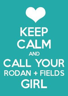 Skincare doesn't have to be a chore! Check out the results you could have using Rodan+Fields!