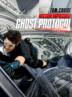 Mission: Impossible Ghost Protocol on DVD April 2012 starring Tom Cruise, Simon Pegg, Jeremy Renner, Paula Patton. This is not just another mission. The IMF is shut down when it's implicated in a global terrorist bombing plot. Ghost Protocol is initiated Tom Cruise, Ethan Hunt, Simon Pegg, Jeremy Renner, Hindi Movies, Mi Ghost Protocol, Disney Pixar, Mission Impossible Series, Frames