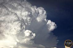 Wolken-Gesicht