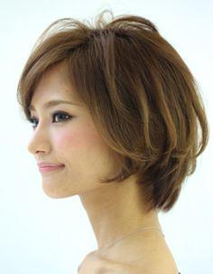 愛されショート(NA-49) | ヘアカタログ・髪型・ヘアスタイル|AFLOAT(アフロート)表参道・銀座・名古屋の美容室・美容院