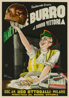 Panettone burro Vittoria, Italian Ways