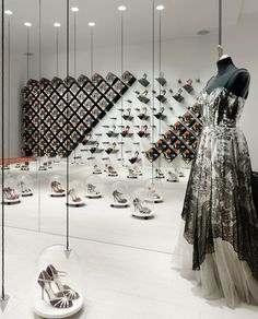 ctrlzak - Femme Fanatique Tango shoes Boutique, interior by CTRLZAK Studio