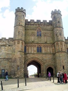 Battle Abbey Battlefield - site of the actual Battle of Hastings 1066