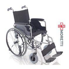 MCB405 - Fotoliu rulant pliabil cu actionare manuala, otel vopsit - dimensiune sezut 43 cm http://ortopedix.ro/carucior-transport-actionare-manuala/159-mcb405-fotoliu-rulant-pliabil-cu-actionare-manuala-otel-vopsit.html