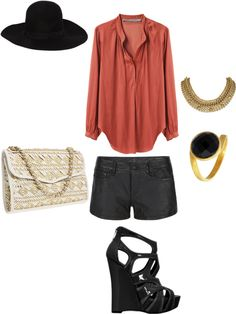"""""""a go to"""" by hooamanda on Polyvore"""