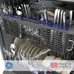 Our GE dishwasher is assembled in Louisville, Kentucky.