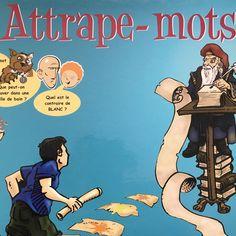Attrape-mots - Orthophonie, rééducation, langage oral, évocation, compréhension, expression, retard de langage, dyslexie, dysorthographie