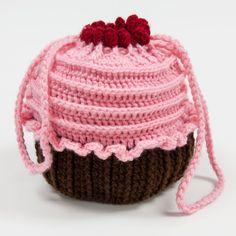 Blog Exclusive Pattern- Cupcake Purse
