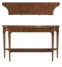 High Point Oct 12 Market: Woodbridge Furniture - Marseille console table