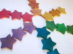 Counting Stars  A Montessori and Waldorf Inspired por MamaMayI, $18.00