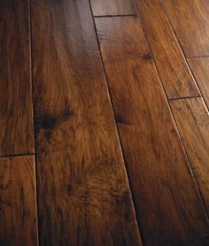 Distressed Brown Hickory Laminate Flooring Gurus Floor