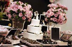 Senhoritas Bem Casado: Bem Casado - Marrom e Rosa