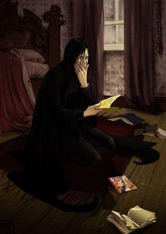 HPS - Severus Snape - Snily