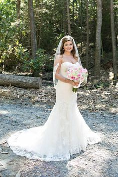 Traditional brides are timeless.This custom made fingertip lace edged veil is one of many lengths available.  Waist length, fingertip, opera, cathedral and even royal cathedral....  #clarissaboutiquepittsburgh #clarissaboutique #bridalboutique #burghbrides #bride #bridestyle #bridalstyle #weddinginspiration #weddingstyle #weddinginspo #weddingideas #weddingaccessories #weddingstyle #veil #weddingveil  #lacecathedralveil #cathedralveil #bridalveil #veilstyles #fingertiplengthveil #longbridalveil