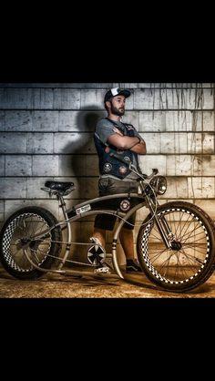 Bikers bike = )