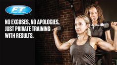 #FeelGoodFriday  #FitnessTogether  #personaltraining   Come Try us out for FREE--- > FTGetsResults.com