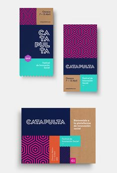 25 Creative Branding, Visual Identity and Logo Design Examples