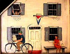 PROVINCETOWN ARTIST REGISTRY   Wendy Everett: Bread box