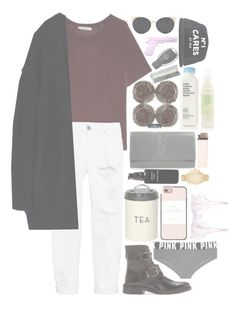 """""""•Leon Bridges- Coming Home•"""" by ranyastyles on Polyvore featuring Acne Studios, One Teaspoon, Burberry, Yves Saint Laurent, Dot & Bo, Victoria's Secret, Una-Home, Casetify, Cosabella and Mercedes-Benz"""