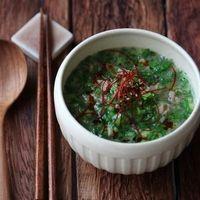 遅い夕食・夏の冷えにもうれしい。スープ料理のバリエーションを増やそう!