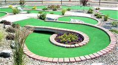 Mini Golf Near Me, Putt Putt Golf, Golf Card Game, Adventure Golf, Golf Handicap, Dubai Golf, Famous Golf Courses, Golf Photography, Miniature Golf