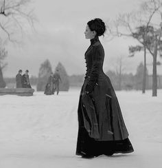 Vanessa Ives (Actress Eva Green) in Penny Dreadful                                                                                                                                                                                 More