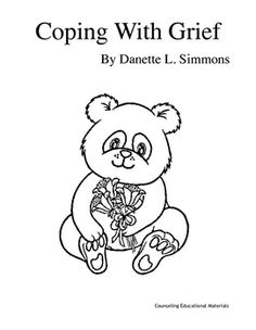 coloring pages on grief - photo#18